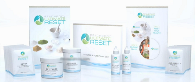ultimate reset2 Beachbody Ultimate Reset